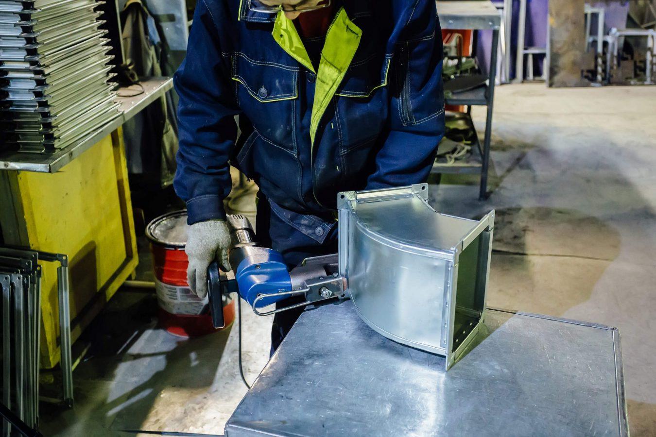Sheetmetal Layout And Fabrication