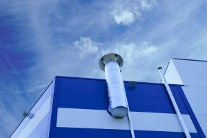831 Heating & Sheetmetal Inc. Commercial Ventilation duct