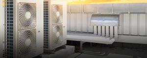 831 Heating & Sheetmetal Inc. Commercial A/C