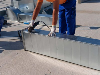 831 Heating Inc. sheet metal work